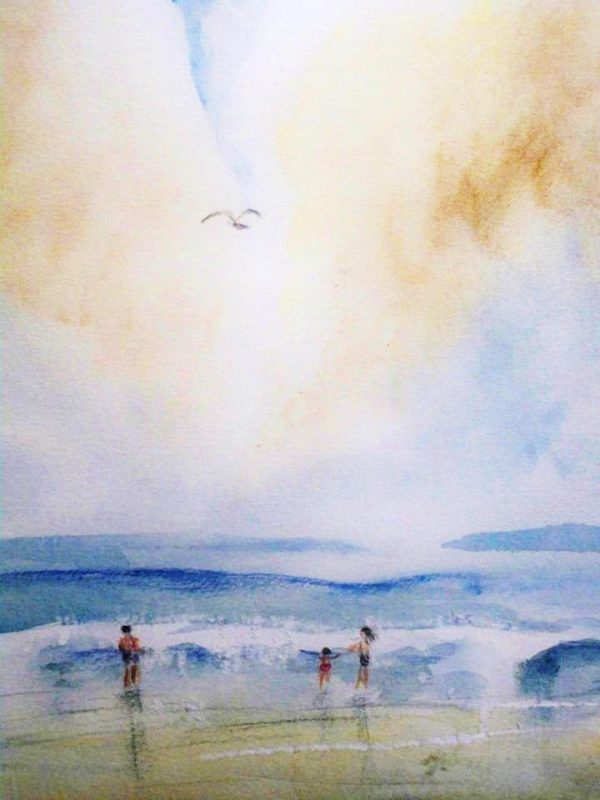 Watercolor Print for Sale